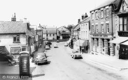 Pickering, Market Place 1964
