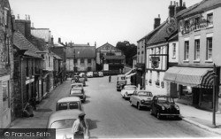 Market Place c.1960, Pickering
