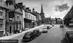 Market Place c.1960, Pickering
