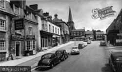 Pickering, Market Place c.1960
