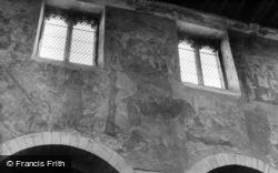 Medieval Wall Paintings c.1955, Pickering