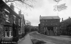 Pickering, Memorial Hall And Bridge c.1935