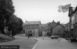 Memorial Hall And Potter Hill c.1960, Pickering