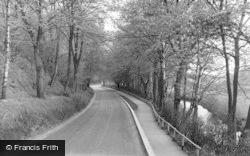 Newbridge Road c.1953, Pickering