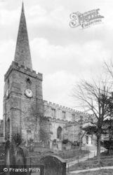 Parish Church Of St Peter And St Paul c.1935, Pickering
