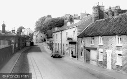 Pickering, Park Street c.1960