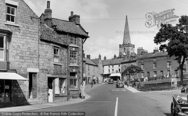 Photo of Pickering, Smiddy Hill c1955, ref. P156127
