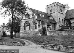 Pickering, St Joseph's Catholic Church c.1935