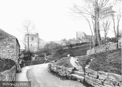Pickering, The Castle c.1935