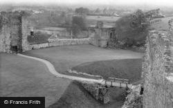 The Castle c.1953, Pickering