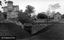 The Castle c.1955, Pickering