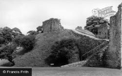 The Castle c.1960, Pickering