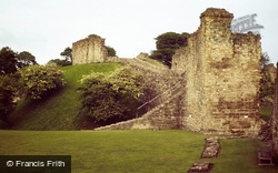 Pickering, The Castle c.1980