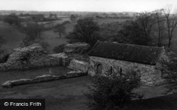 The Castle Chapel c.1953, Pickering