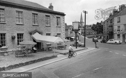 The Forest And Vale Hotel c.1960, Pickering