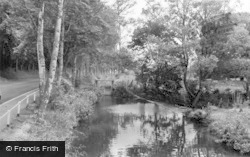 The River c.1960, Pickering