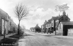 Pickering, Westgate c.1935