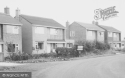 Pickmere, Houses c.1960