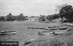 Pickmere, Lake c.1955