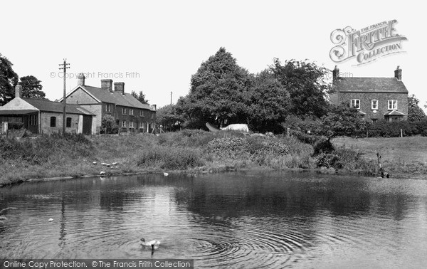 Photo of Pickmere, the Pond c1955