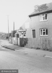 Pickmere, The Post Office c.1960