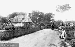Pilcott, The Village 1906