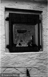 Pillaton, The Carved Oak Sign, The Weary Friar c.1955