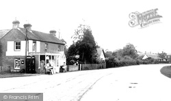Pilley, The Post Office c.1955