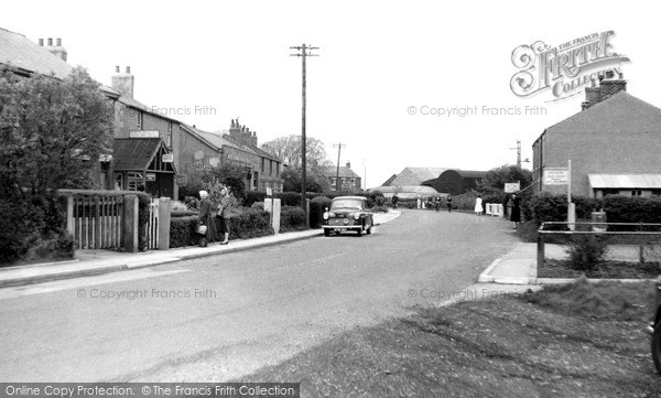 Pilling, Main Street c1960