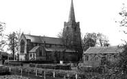 Pilling, St John the Baptist Church c1955