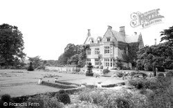 Burford House c.1960, Pilton