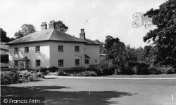 Chanters House c.1960, Pilton