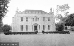 Manor House c.1960, Pilton