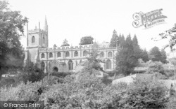 The Church c.1955, Pilton