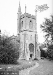 The Church c.1960, Pilton