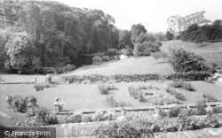 The Gardens, Westholme House c.1965, Pilton