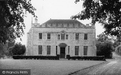 The Manor House c.1960, Pilton