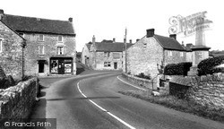 The Post Office c.1960, Pilton