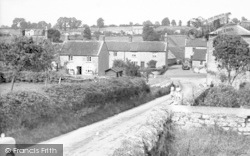 The Village c.1955, Pilton