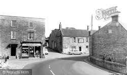The Village c.1960, Pilton