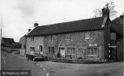 The Village c.1965, Pilton