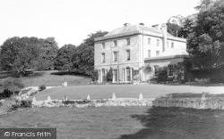 Pilton, Westholme House c.1965