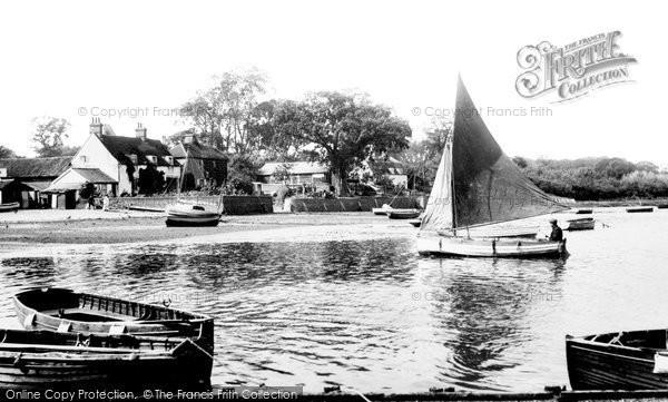 Ipswich,Mill 1909,Suffolk