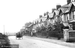 Pirbright, Dawneys Hill 1908