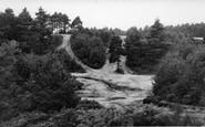 Pirbright, Fox Hills c1960