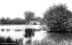 Pirbright, Manor Mill Pond 1908
