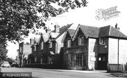Pirbright, Post Office c.1960