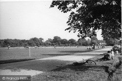 Pirbright, The Green c.1960