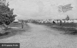 The Guards Camp 1909, Pirbright