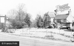 Pirbright, The Royal Oak c.1960
